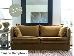 Canapé Hampton