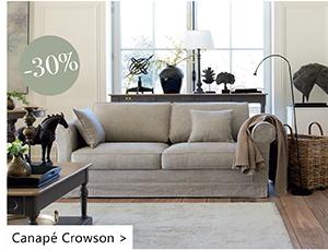 Canapé Crowson