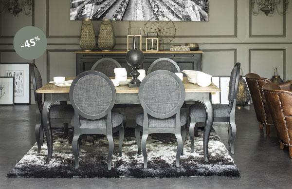 Table Manoir