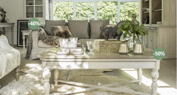 Table basse Amboise