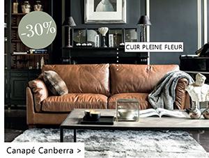 Canapé Canberra
